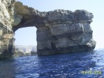 Azure Window,  Inland Sea, Fungus Rock - Insula Gozo (Malta)