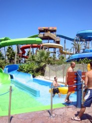 parcul Acvatic Caraibe (langa Port Aventura)