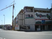 Mures Mall in costructie...