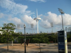 City Break Barcelona-Stadionul Olimpic