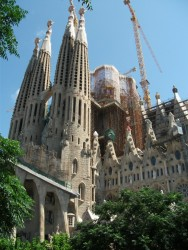 City Break Barcelona-Sagrada Familia