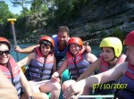 Rafting in Koprulu Canyon -  Antalya (Turcia)