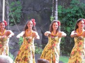 Hula dance ,Hawaii