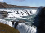 Imagine din Gullfoss