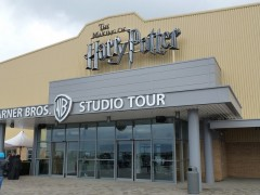 Warner Bros. Studio Tour London - Saptamana Baghetei Magice in luna februarie
