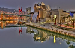 Coraziere Europa - Guggenheim, Bilbao, Spania
