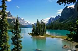 Parcul National Jasper, Alberta - Croaziere Canada