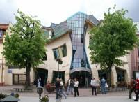 Cladirea stramba, Sopot, Polonia