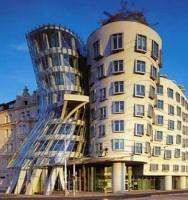 Dancing-house, Praga, Cehia