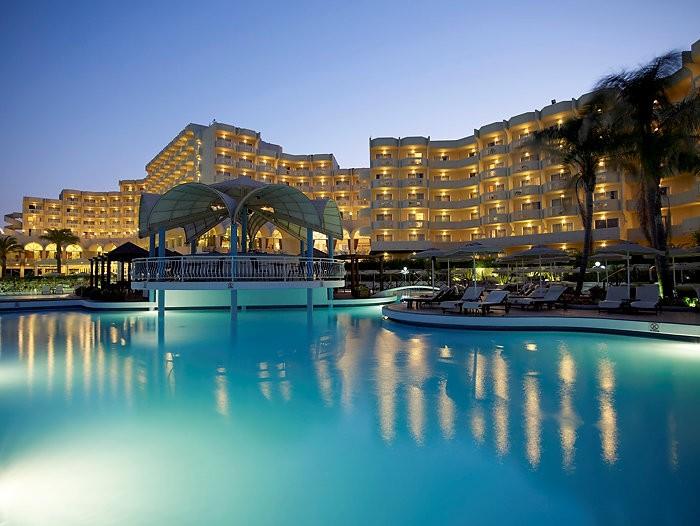 Rodos Palladium Leisure & Wellness Hotel, Kallithea 5* (ГРЕЦИЯ/о. Родос ) Горящие туры Отзывы