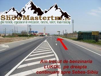 Drum Indicat pas-cu-pas spre Mada